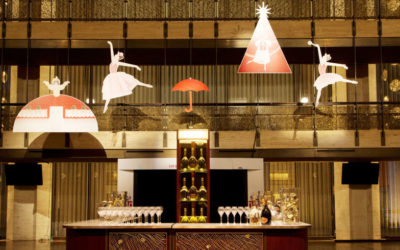 The New York City Ballet Has A New Champagne Bar and you should pay a visit immediately!